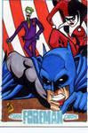 Batman vs Joker vs Harley PSC