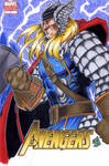 Thor Cover Deviant ID
