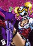 Harley Quinn PSC by Foreman