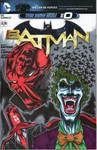 Batman #0 Red Hood Sketch Cover by Chris Foreman