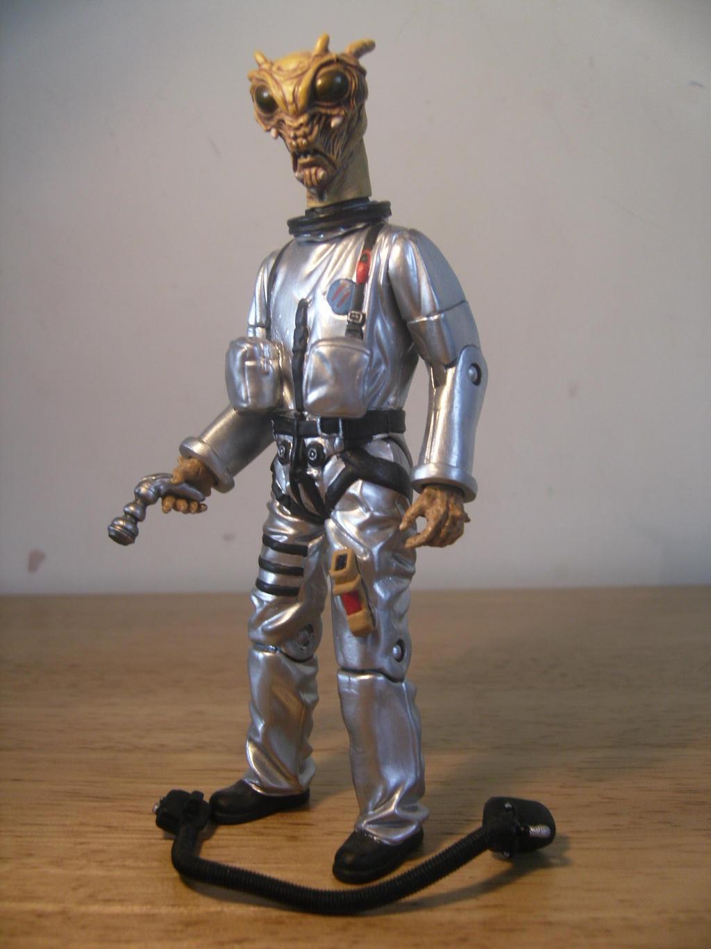 custom doctor who figure by alvin171 on deviantart