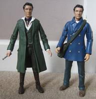 Custom Doctor Who Figure