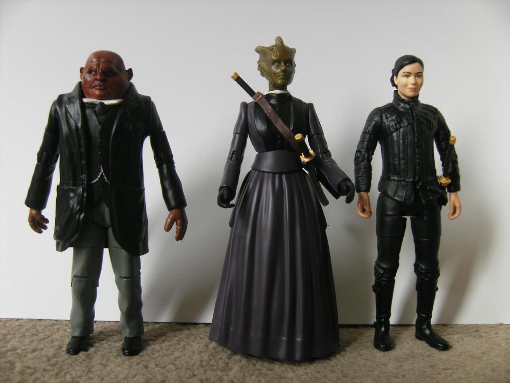 custom doctor who figures by alvin171 on deviantart