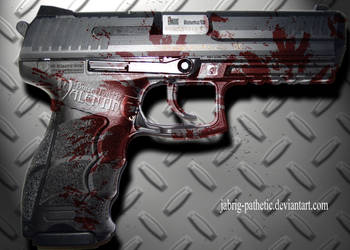 Heckler and Koch by jabrig-pathetic