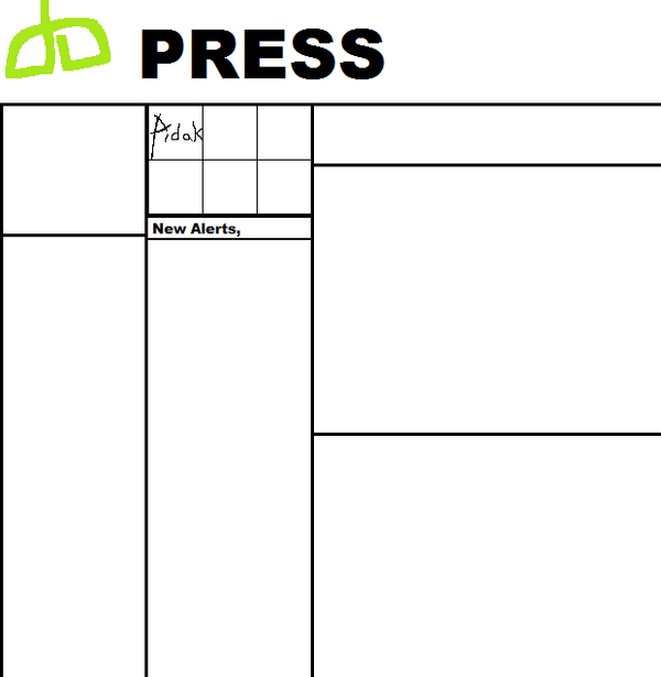 Blank Newspaper Template Images   Pictures   Becuo 1651gbtn