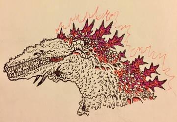 BLOOMING ROSE HEAT RAY by Apgigan