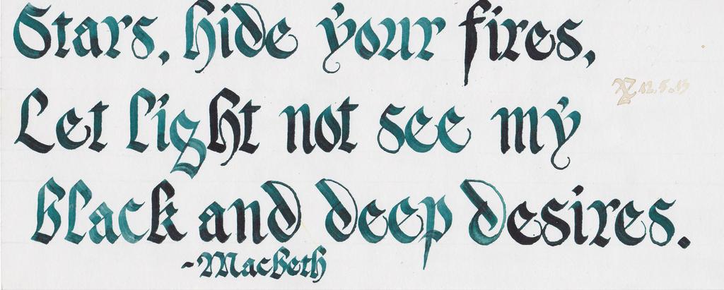 Macbeth Quotes. QuotesGram
