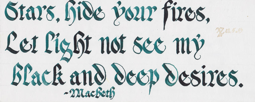 Famous lady macbeth quotes