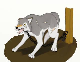 Baited by dymphnawolf