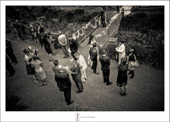 wedding ceremony by jasonhwong