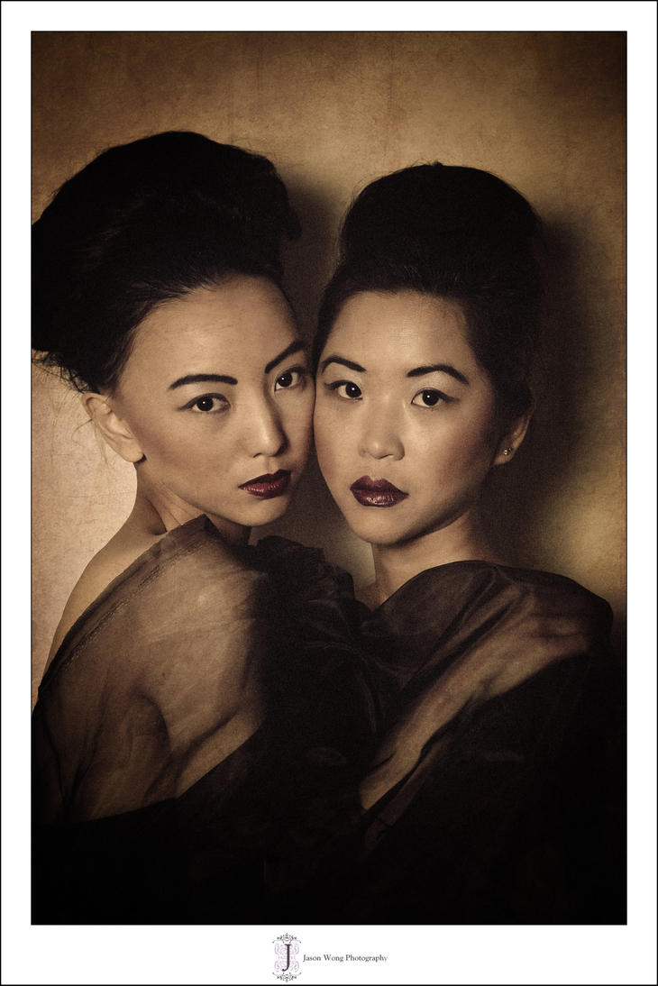 Vintage Portrait by jasonhwong