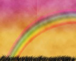 Rainbow by El-Caballo-Negro