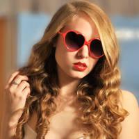 Heart Shaped Glasses by DanCeINRain08