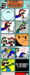 Mario Adventures No. 01 by Mariobro64