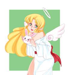 Lilfie the little Angel by Reresita