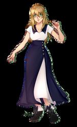 Commission for RileyMagica - Yuko Kinoshita