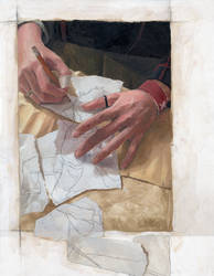 Hands by ARoulette