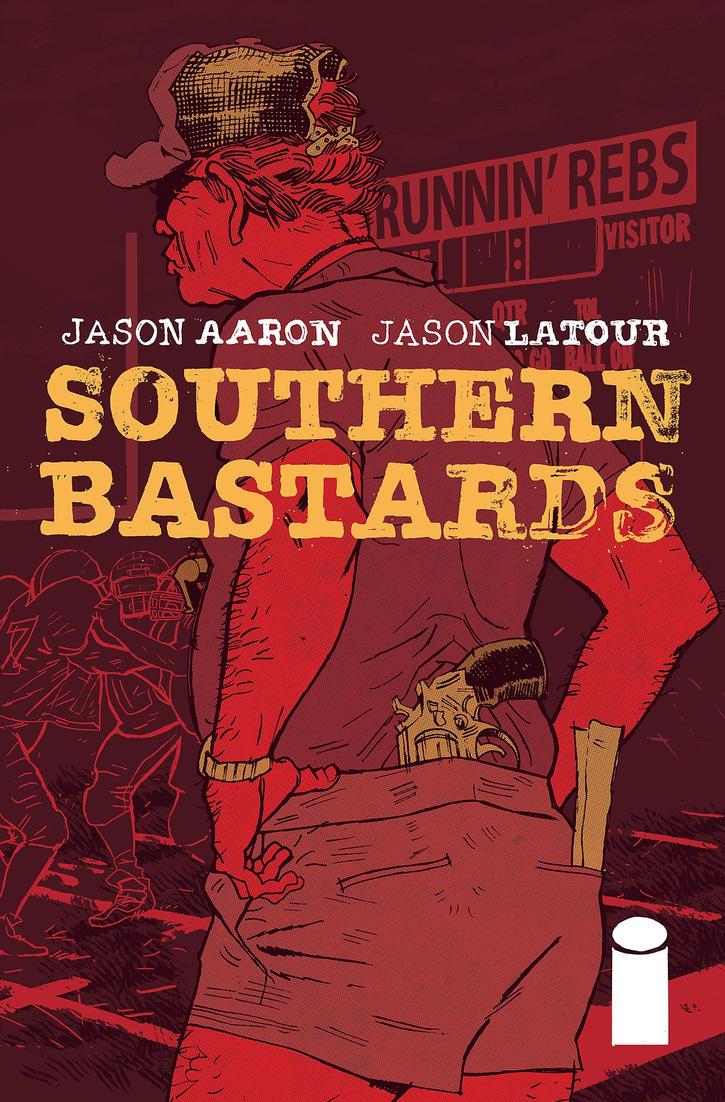 SOUTHERN BASTARDS promo 1 by JasonLatour