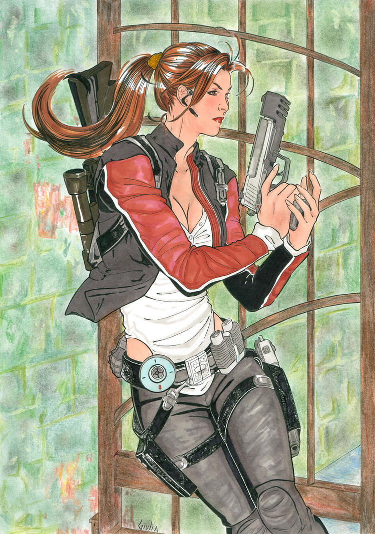 Tomb Raider Legend: England by nijuuhachi