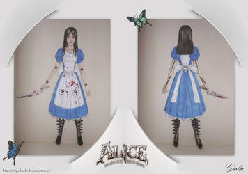 Alice Paper Doll by nijuuhachi
