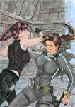 Lara VS Doppelganger