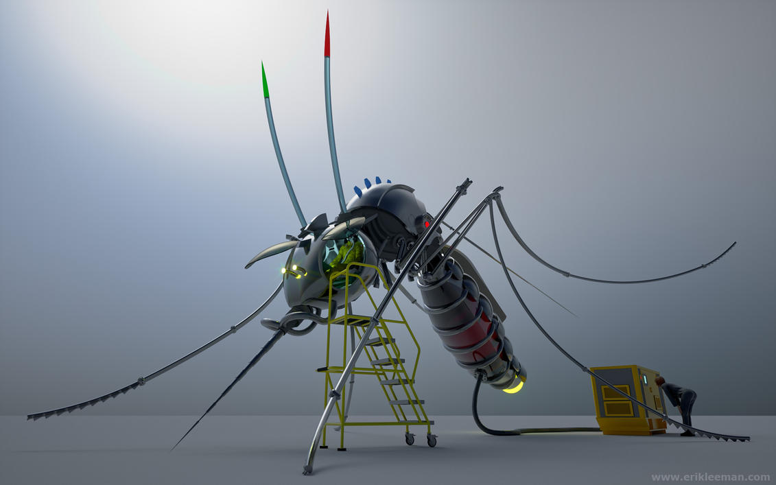 Mosquito 03 by erik-nl