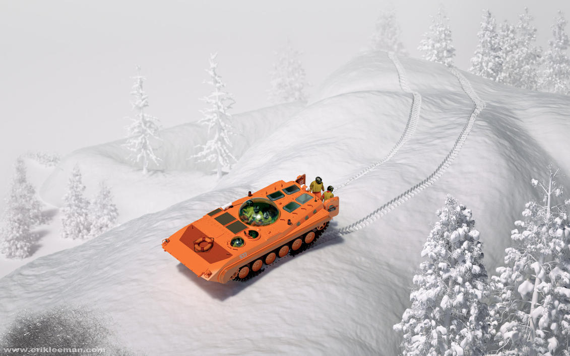 Arctic Rescue Mission 01 by erik-nl