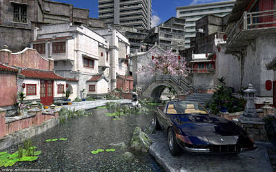 Streets of Asia 2 Octane test 02