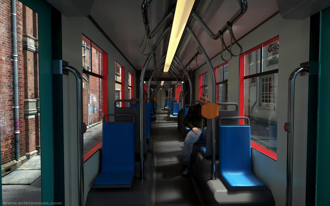Tram 01 by erik-nl