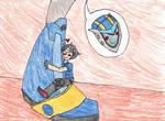 Request-Makerboy10 hugging Jetstorm