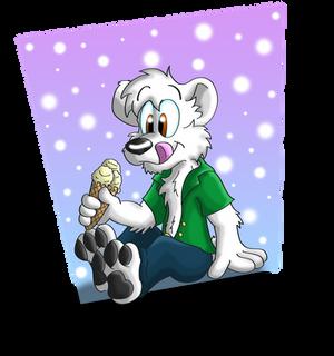 A True Ice Bear