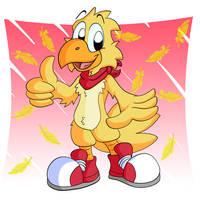 Chipp the Rad Bird
