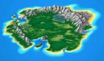Island concept by ShamiesArt