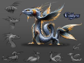 Caldyra by ShamiesArt