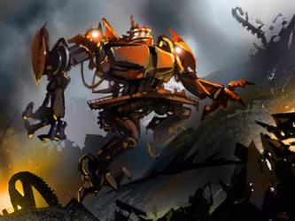 Phoenix Bot by ShamiesArt