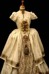 Golden Dress by CostumeSalon