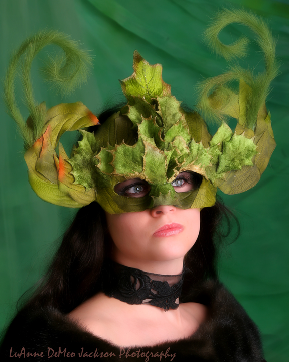 Forest Spirit Mask by CostumeSalon