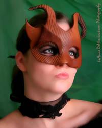 Deer Skin Hand Painted Mask