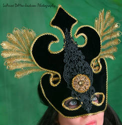 Royal Chess Piece Mask