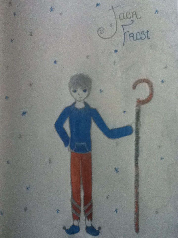 More jack frost cuz i can by one winged honeybee