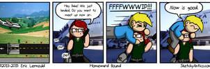 Homeward Bound by SketchyAntics