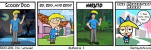 Multiverse 3 by SketchyAntics