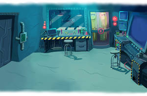 Lab Background by SketchyAntics