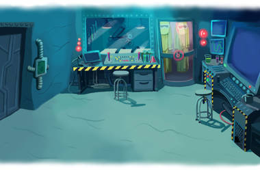 Lab Background by SketchyAntics