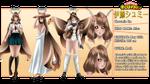 [BNHA OC] Choumie Ito - full bio