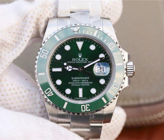 Rolex-Submariner-116610-LV-Green
