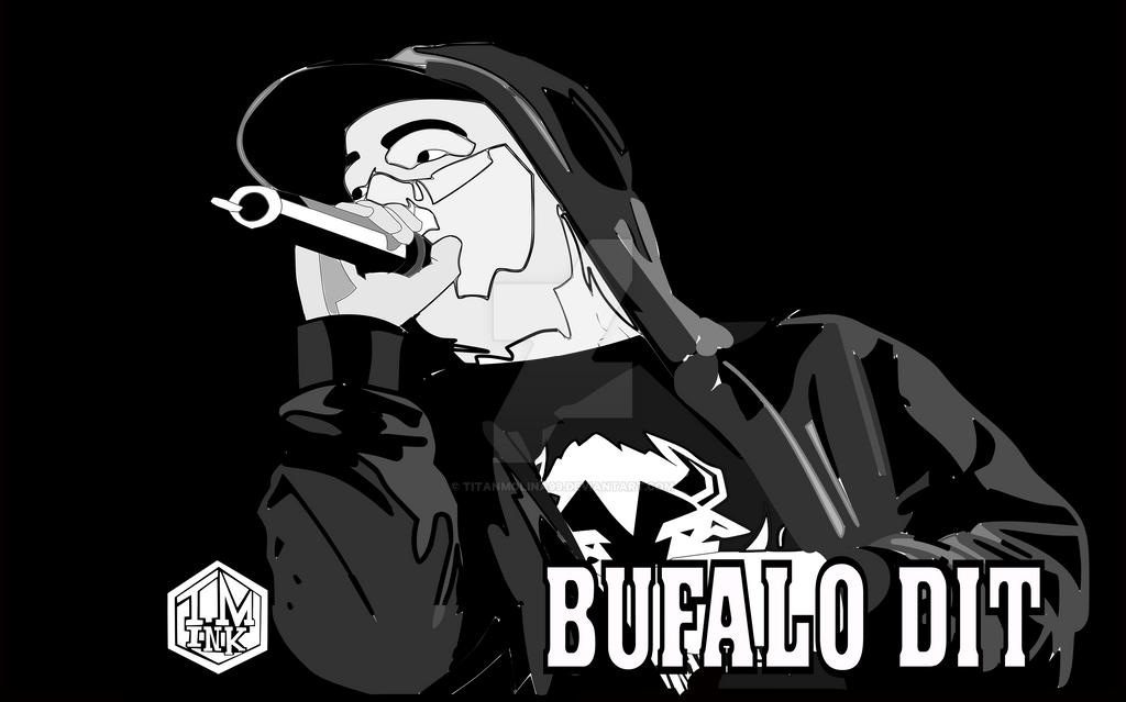 Bufalo Ditt by TITANMOLINA99