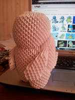 3D Origami Squirtle Prototype (2) by UNSJN