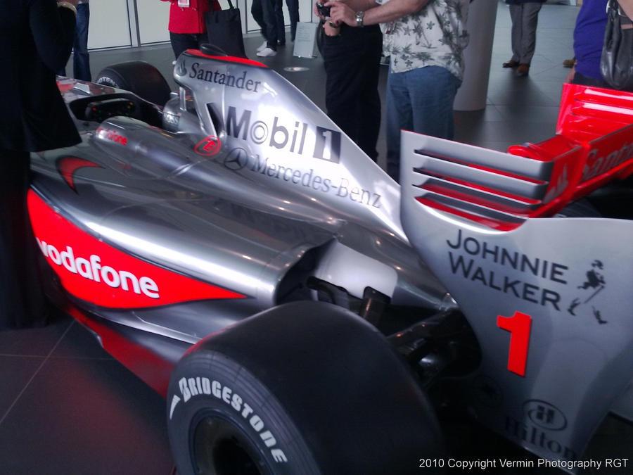 Formula 1 Mclaren VIP 1 by VerminGTi