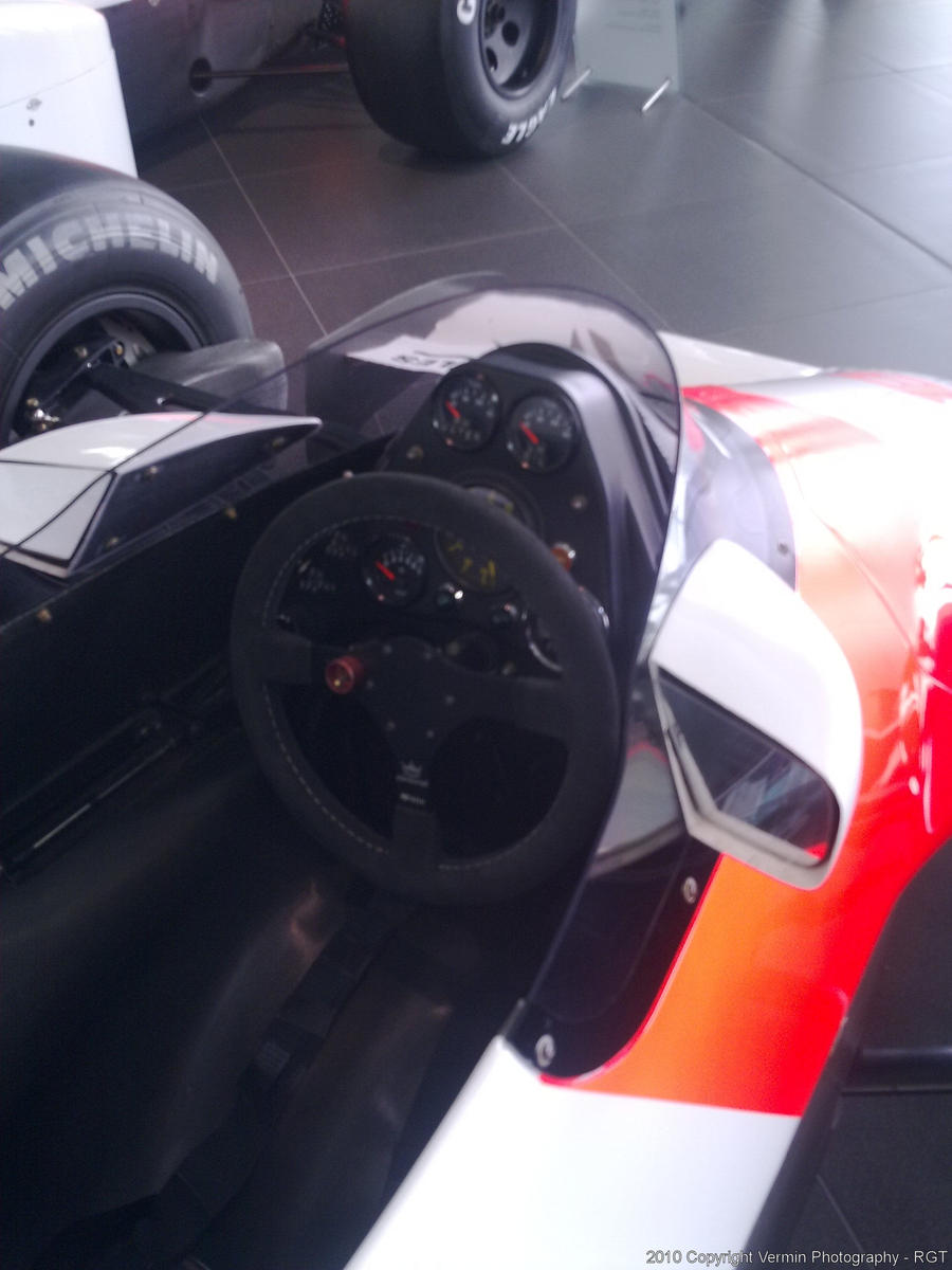 Formula 1 Mclaren VIP 9 by VerminGTi
